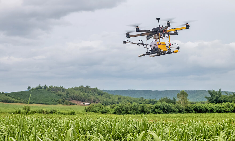 Drones: Bringing Tech to the Field | Crop Insurance Solutions